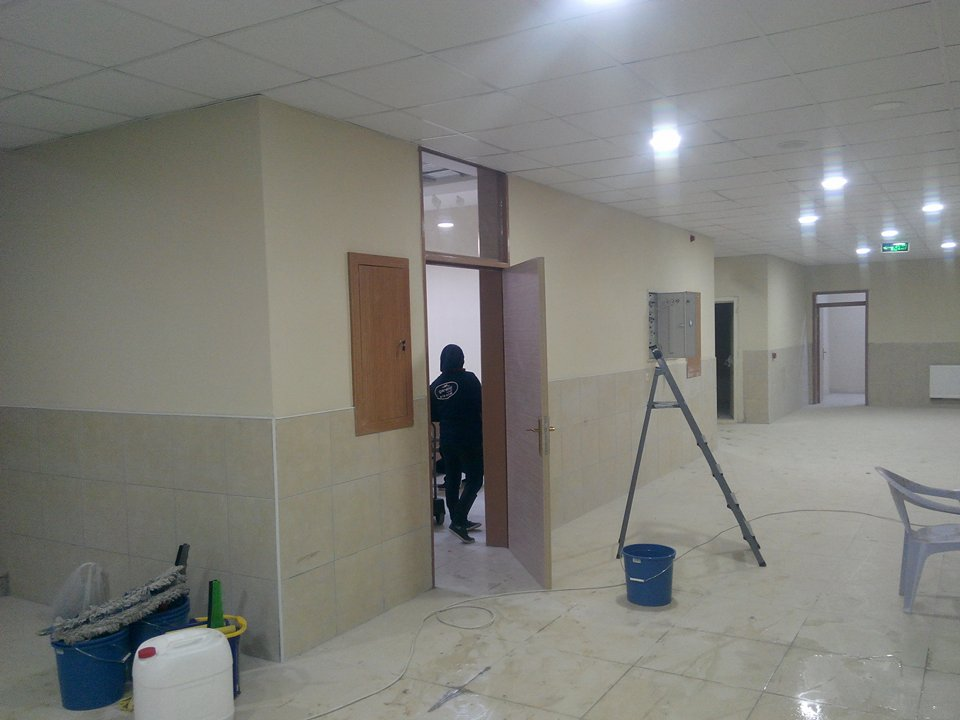 inşaat sonrası temizlik, inşaat sonrası okul temizliği, iskenderun okul temizliği, garantitemizlik, iskenderuntemizlik